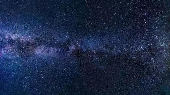 太阳系的家园——银河