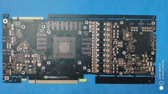 下一代N卡曝光 PCB板变化巨大 有新设计?