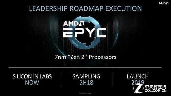 AMD 7nm新品将于年底出