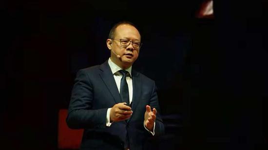 华为西欧地区部总裁彭博