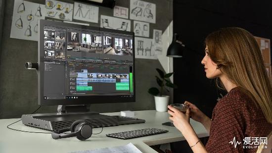 联想新推工作室一体机 Yoga A940也能变形大画板