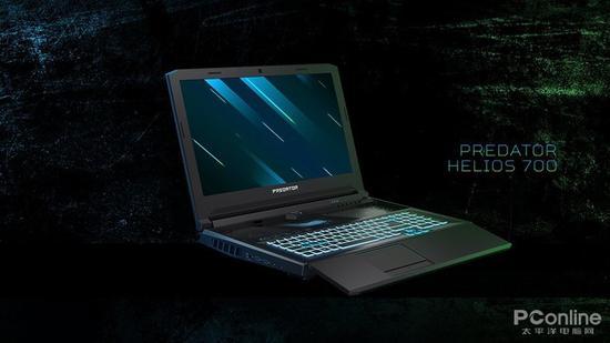 首创滑盖式键盘 掠夺者Helios 700或月底亮相