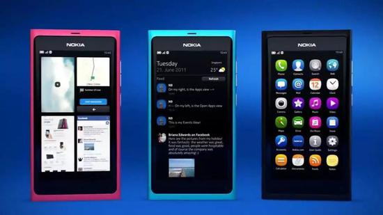 不久后,诺基亚宣布与微软合作发展Windows Phone,MeeGo系统被打入冷宫。