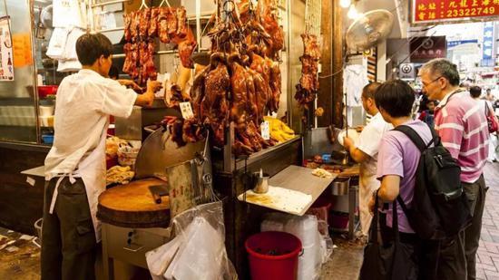 飲食習慣正在影響中國人的健康。圖片來源:pixabay