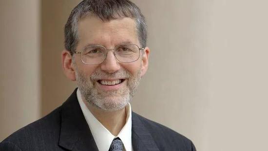 NIH 外部研究项目负责人 Michael Lauer。图片来源:NIH
