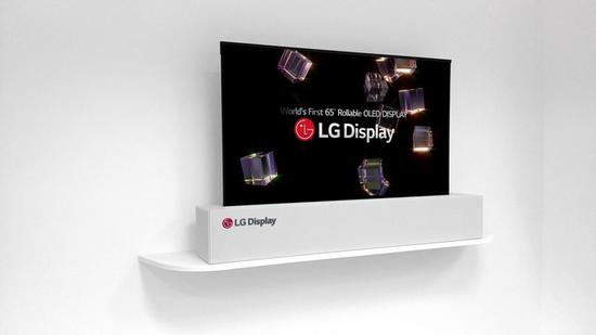 LG通過LG Rolling商標申請 可能推出滾動屏設備