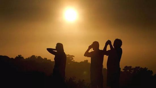 污染的空气进入大脑后,我们越来越焦虑