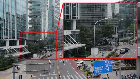 G7 X Mark III的4K視頻100%放大展示