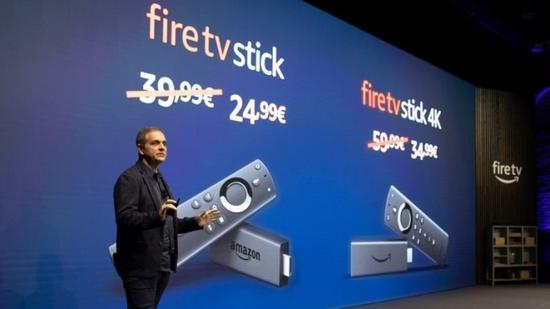 亚马逊宣布诸多Fire TV重磅消息