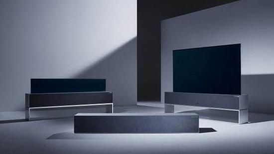 LG推迟可卷曲OLED电视上市时间 或因售价太贵