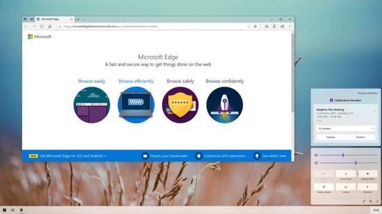 全新Windows 10X系统适用于各种不同的设备形态