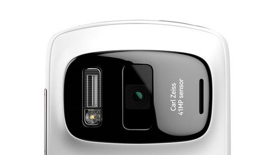 诺基亚808 PureView:来自未来的手机