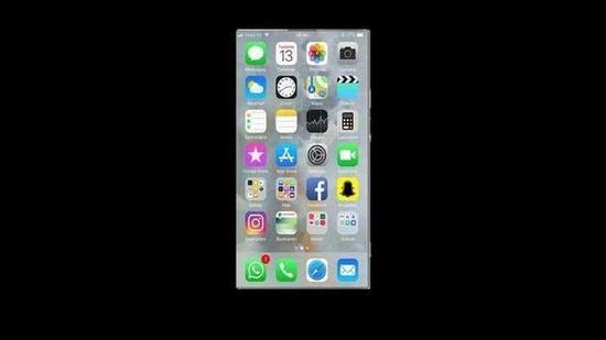 iPhone 12概念图曝光 四颗摄像头和闪光灯如同麻将五饼