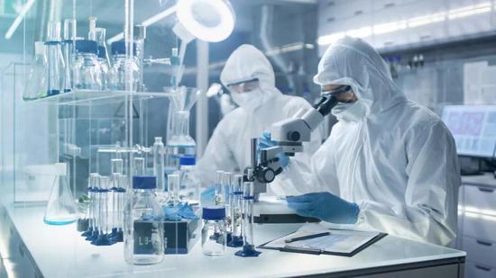 现在生物技术还不及凭空创造新病毒 | 图虫创意