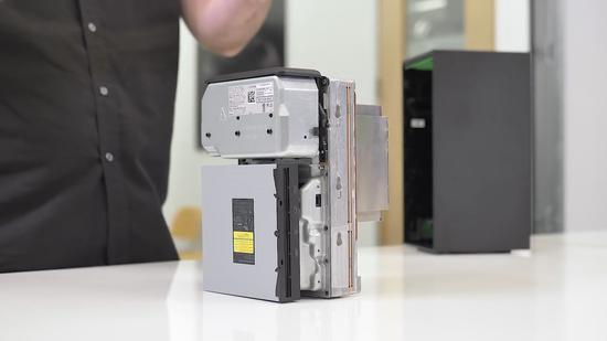 Xbox Series X现场实拆!超高集成度 内部构成是什么样的
