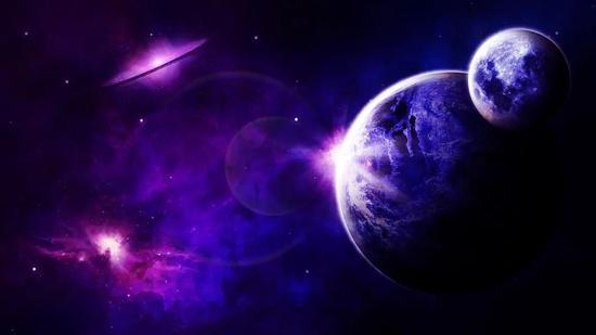 ▲吾们的征途是星辰大海(图片来源:Pixabay)