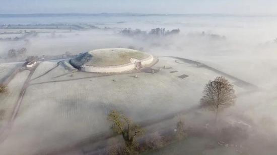 """""""贵圈真乱"""":新石器时代爱尔兰的精英乱伦"""