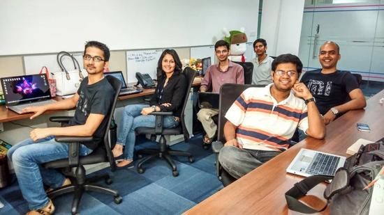 小米印度创始团队,图源网络