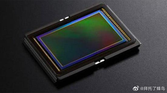 索尼或将为M43编制开发崭新传感器