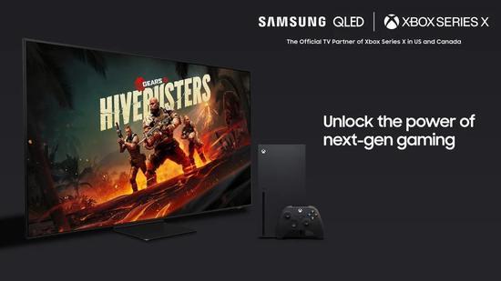 三星Neo Qled和Qled电视系列与Xbox再次联手达成合作