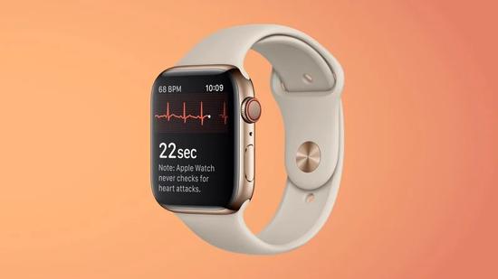 苹果启动研究:Apple Watch 能否检测冠状病毒或流感等呼吸道疾病
