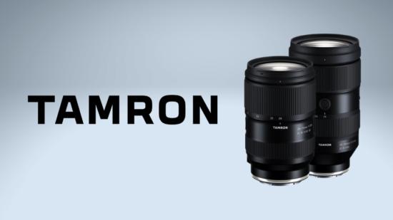 腾龙宣布开发两支新无反镜头