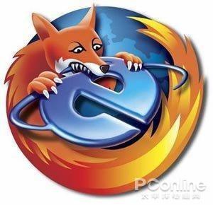 图 19 Firefox 开始了与 IE 的竞争(图片来源网络)