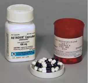图 | FDA照准的首个抗艾药物:AZT