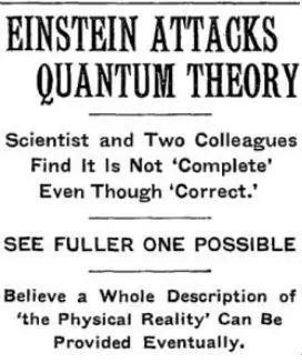 1935年5月4日,《纽约时报》刊发的音信标题(来源:wiki)