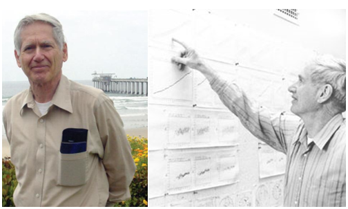 """查理斯•大卫•基林(图片来源:斯克里普斯海洋研究所)。科学研究也需要""""一生一事""""的匠人精神"""