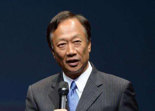 郭台铭回应微软起诉鸿海:意在敲山震虎,而不专注在法律诉讼的内容