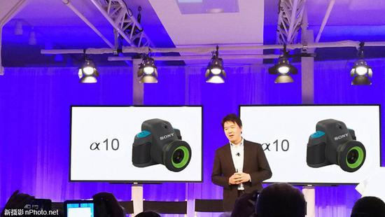索尼A10相机首度曝光 可能是可以水下使用的全画幅无反相机
