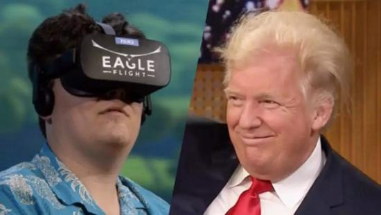 种种压力之下,2017 年 3 月,帕尔默宣布离开 Oculus 和 Facebook。