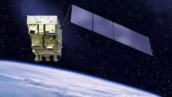 它们,随高分五号卫星一起在轨飞行,为高分五号保驾护航。