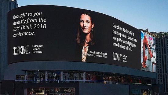 软件与服务器销售不及预期 IBM增长势头放缓