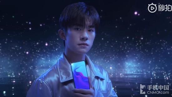 华为nova4易烊千玺广告片