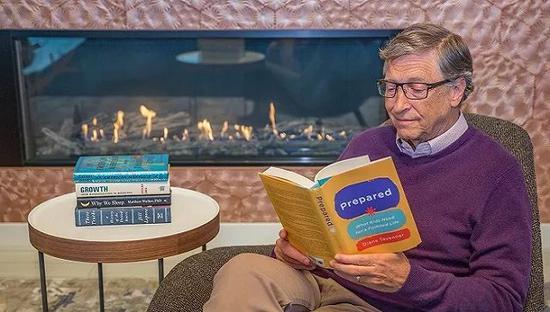 比尔·盖茨2019年度书单出炉,《美国式婚姻》入选
