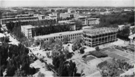 中国第一个导弹研究机构国防部第五研究院