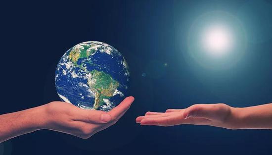 """""""环保""""宣传图来源丨pixabay"""