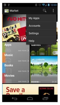 Android 10不为老旧APP提供在导航栏内呼出菜单选项功能