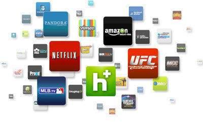 英国在线视频流媒体用户首次超越付费电视
