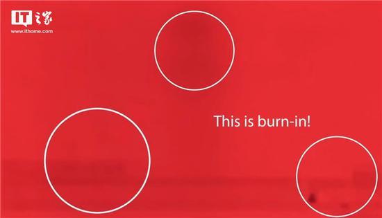 三星发布视频用于检验自家OLED电视面板是有否烧屏现象