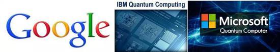谷歌、IBM、微软等企业介入量子计算研究