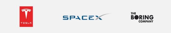 图8:左:特斯拉中:SpaceX 右:The Boring