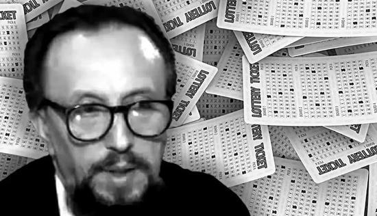 罗马尼亚人Stefan Mandel:只利用一个数学公式中了14次彩票头奖
