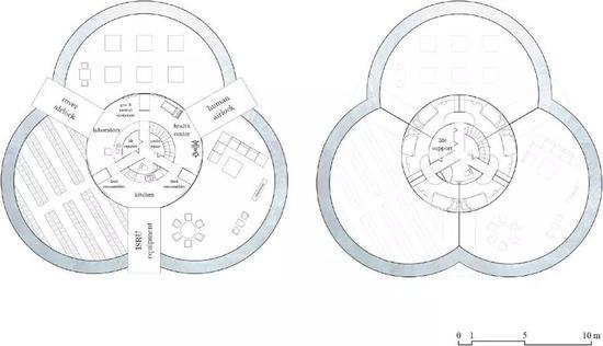 基地二层设计图
