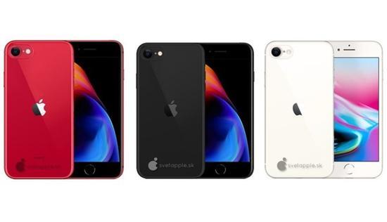 苹果iPhone SE2渲染图放出 搭载4.7英寸小屏+3GB内存