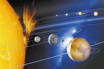 """奇特天体现身太阳系边缘怎么回事 太阳系""""老九"""" 是否存在"""