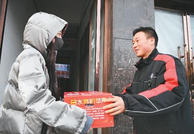 国家邮政局:春节期间递出十六亿个包裹 节后顺畅运行有要求