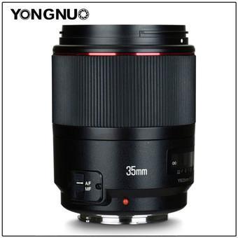 国产镜头又更新 永诺YN35mm f/1.4正式发布